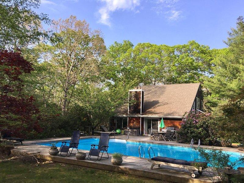 Summer in the Hamptons – semesterbostad i East Hampton