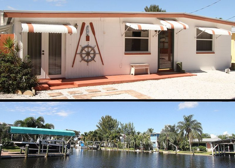 Piece of Paradise for All Seasons!!! Bring Your Boat!, vacation rental in Saint James City