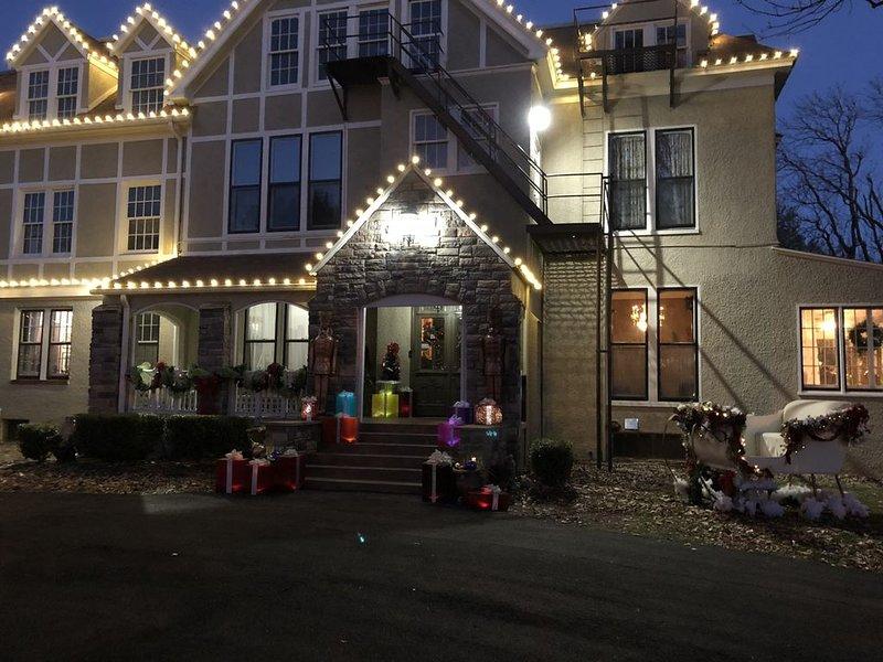Historic Rader Manor B&B, alquiler de vacaciones en Springfield