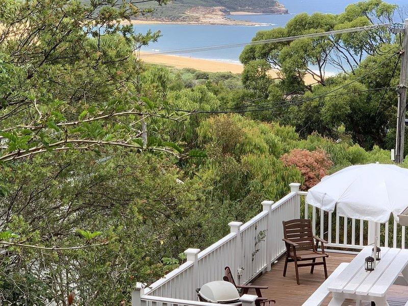 Killcare beach retreat, location de vacances à Green Point