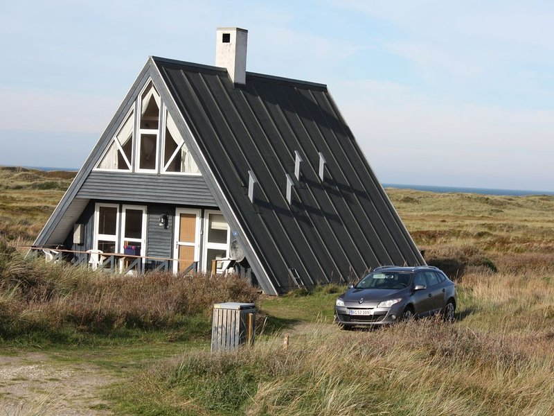 Nice house with fantastic sea views, Ferienwohnung in Fjerritslev
