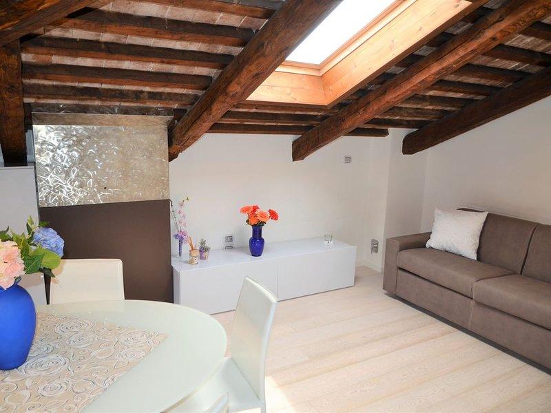 """Al Commercio"" LUXURY LOFT, holiday rental in Noale"