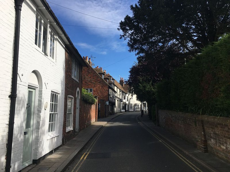 The Place in Rye - stunning spacious cottage in the heart of ancient Rye., holiday rental in Rye