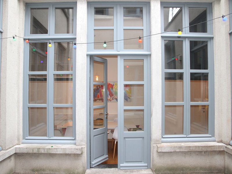 In the very heart of the Historic Center, beautiful residence., vacation rental in Lokeren