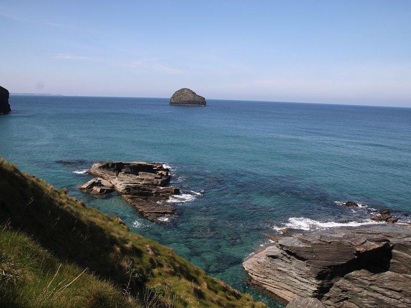 Perfect North Cornwall holiday base, holiday rental in Delabole