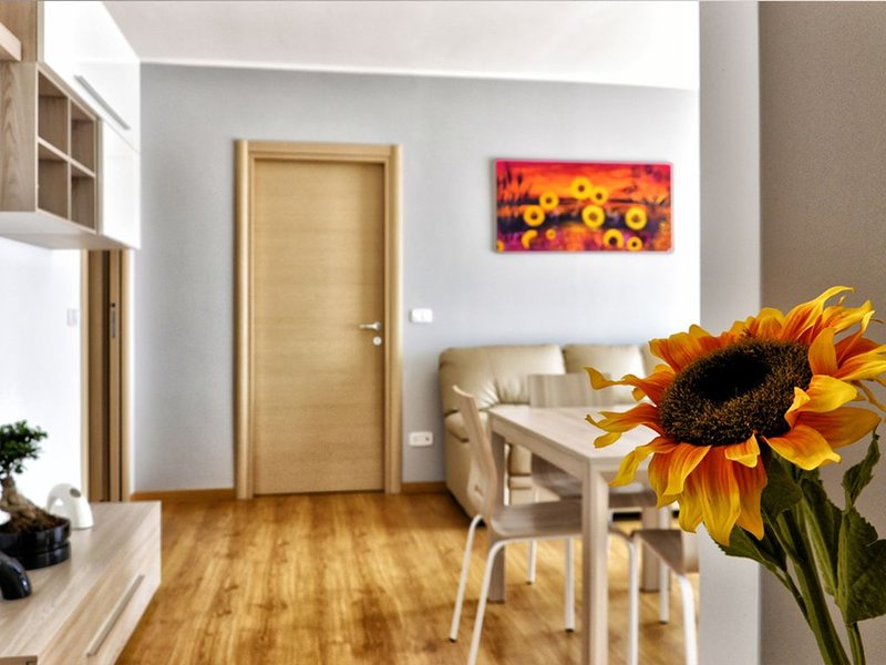 B&B Girasoli Ascoli Piceno, holiday rental in Accumoli
