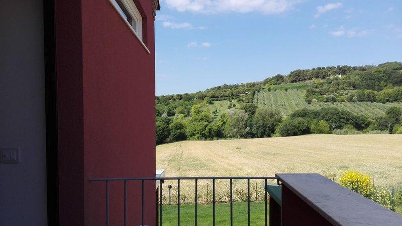 Appartamento Valentina:relax&natura, vakantiewoning in Direttissima del Conero