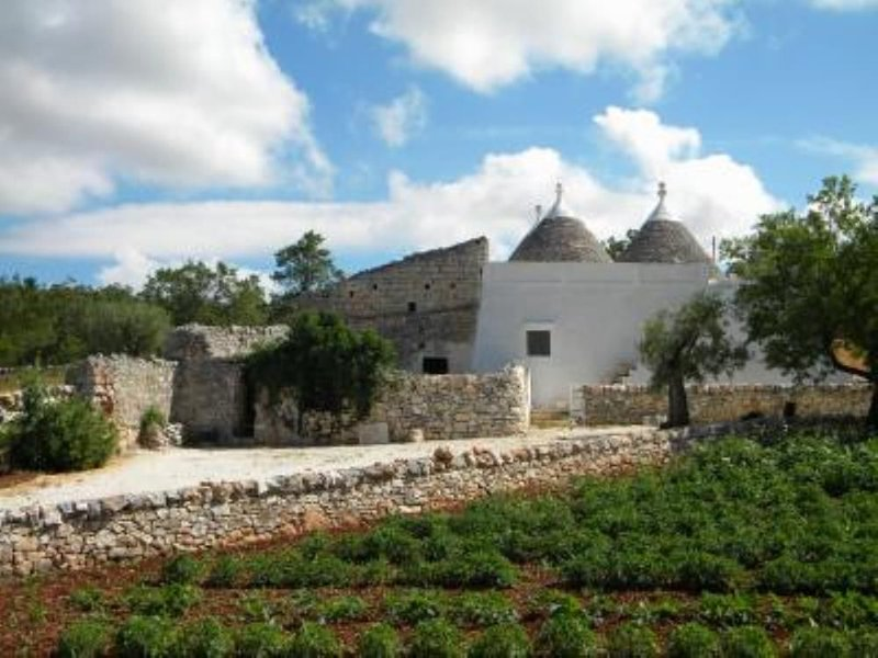 Tipici Trulli immersi nella Valle D'Itria, holiday rental in Cisternino