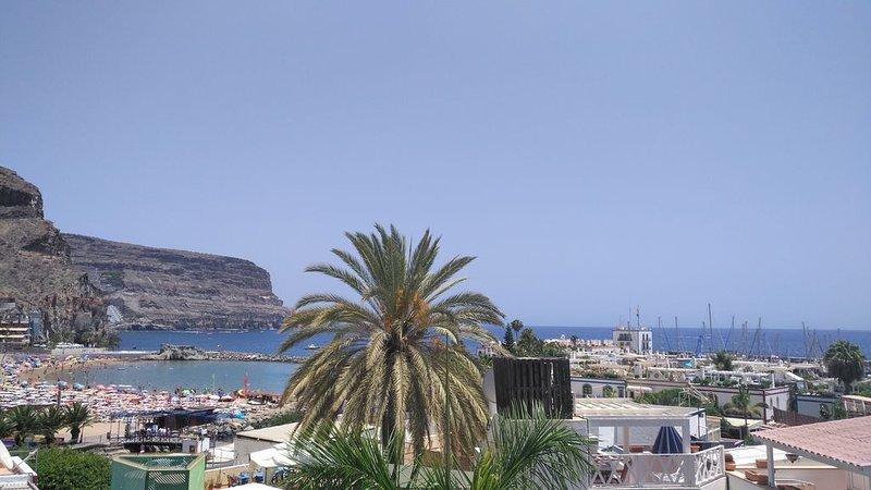 Vistas muy  gratificante, holiday rental in Playa de Mogan