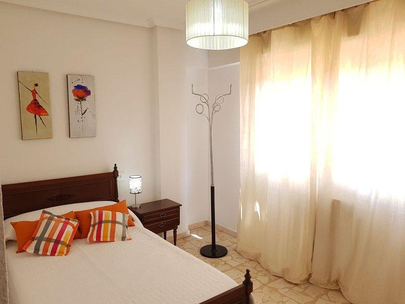 PISO CÉNTRICO Y ACOGEDOR, vacation rental in Salamanca