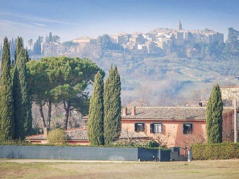 SPETTACOLARE VILLA VICINO ROMA, holiday rental in Ponzano Romano