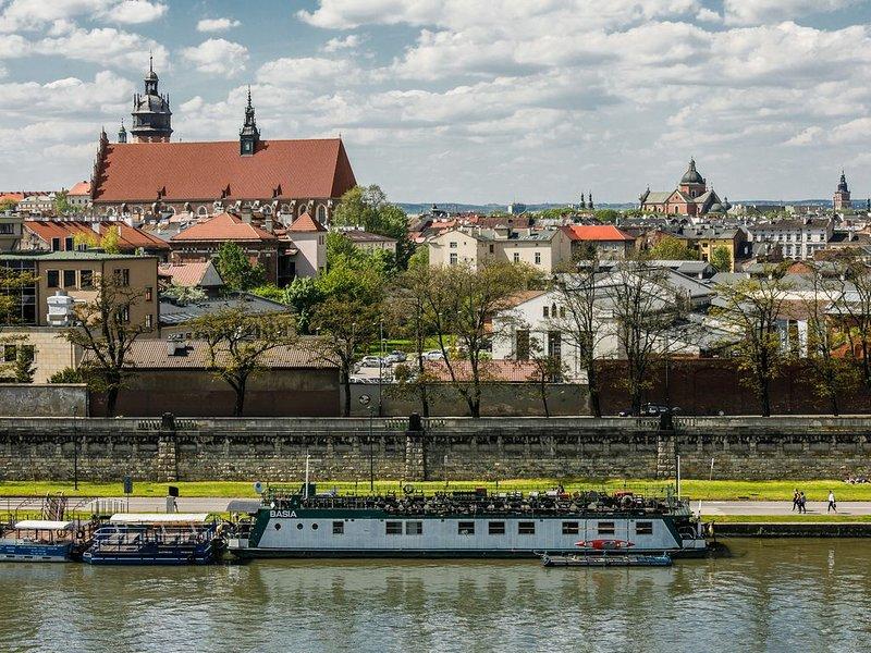 VistulaApart - perfect for one or two couple, location de vacances à Cracovie