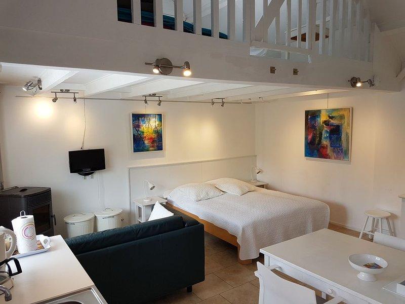 Sfeervol vrijstaand vakantiehuisje 'Morning Glory' in Wemeldinge, location de vacances à Goes