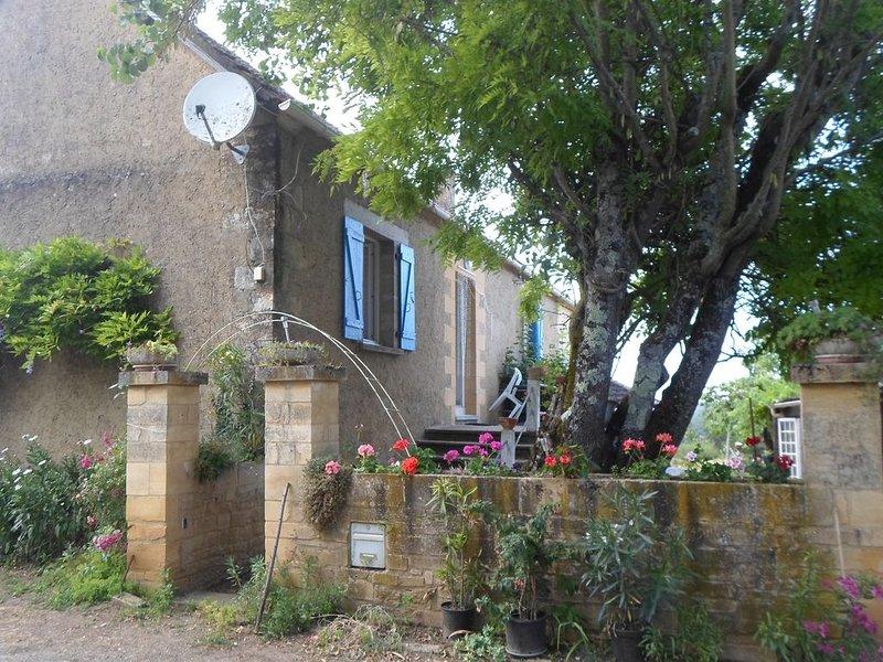 appartement de 2 a 6personne et plus a la campagne, location de vacances à Tamnies