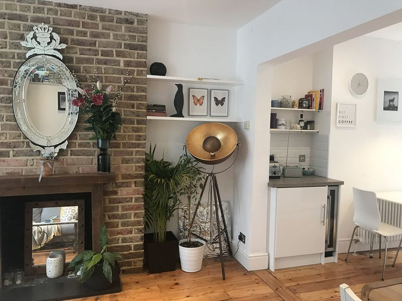 The Garden Flat in Fulham, vacation rental in Hounslow