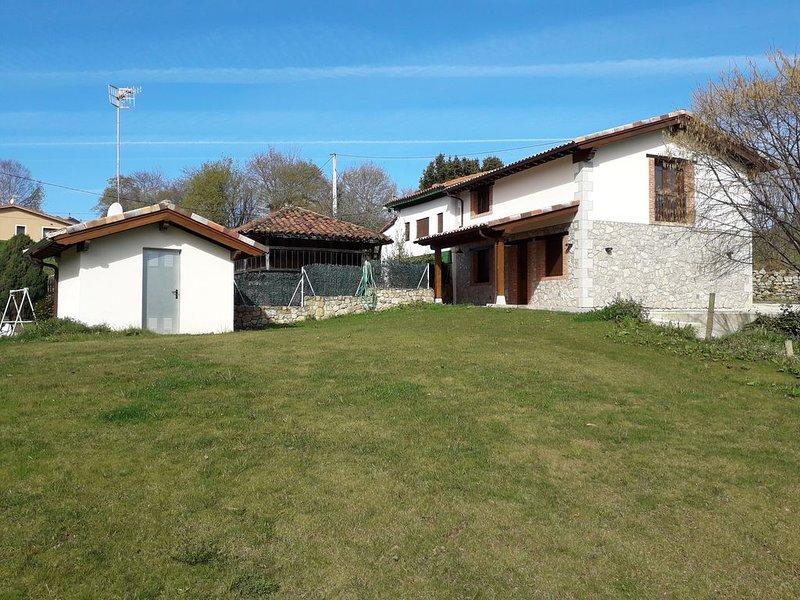 FINES DE SEMANA-PUENTES-JULIO,AGOSTO,SEPTIEMBRE, vacation rental in Caravia Municipality