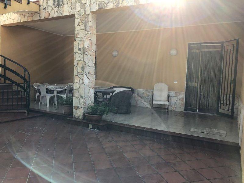Villa Smeraldo Blu, Torre Lapillo, casa vacanza a Villaggio Boncore