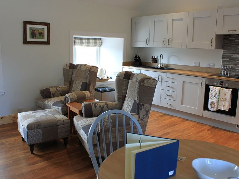 The Annex at Borlum House, vacation rental in Bettyhill