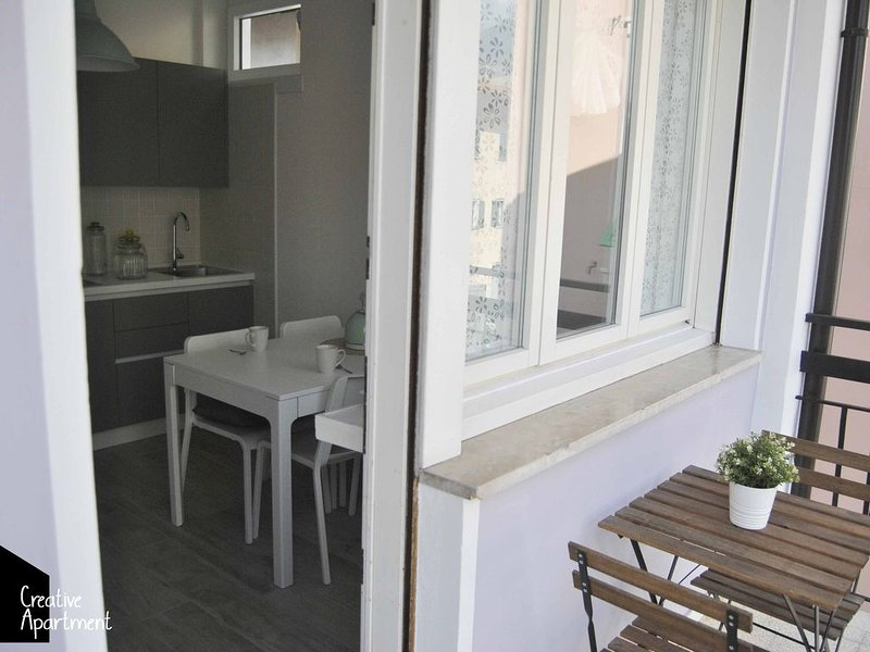 Creative Apartment Easy, vakantiewoning in Stenico