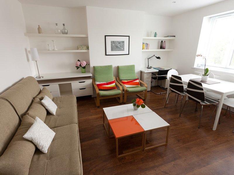 MODERN Apartment 15min to Oxford St, Ferienwohnung in Willesden
