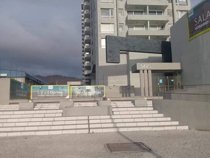 Hermoso departamento vista al mar, holiday rental in Antofagasta Region