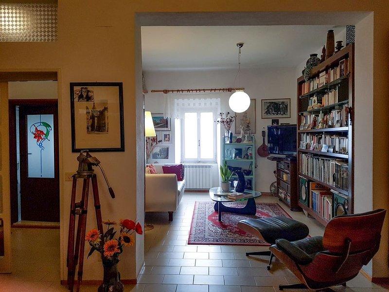 La Casa del Fotografo, location de vacances à Bibbiano