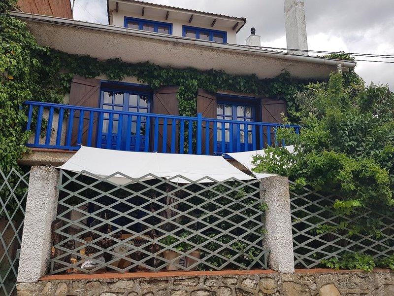 Bonita casa rural rodeada de naturaleza en la que pasaras unos días inolvidables, casa vacanza a Albalate de las Nogueras