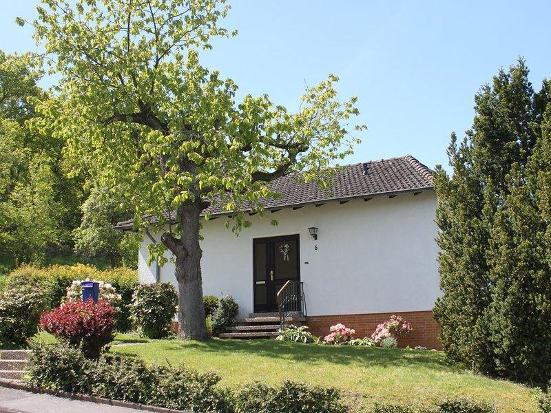 gut ausgestattetes 'Ferienhaus Rosental', aluguéis de temporada em Eschwege