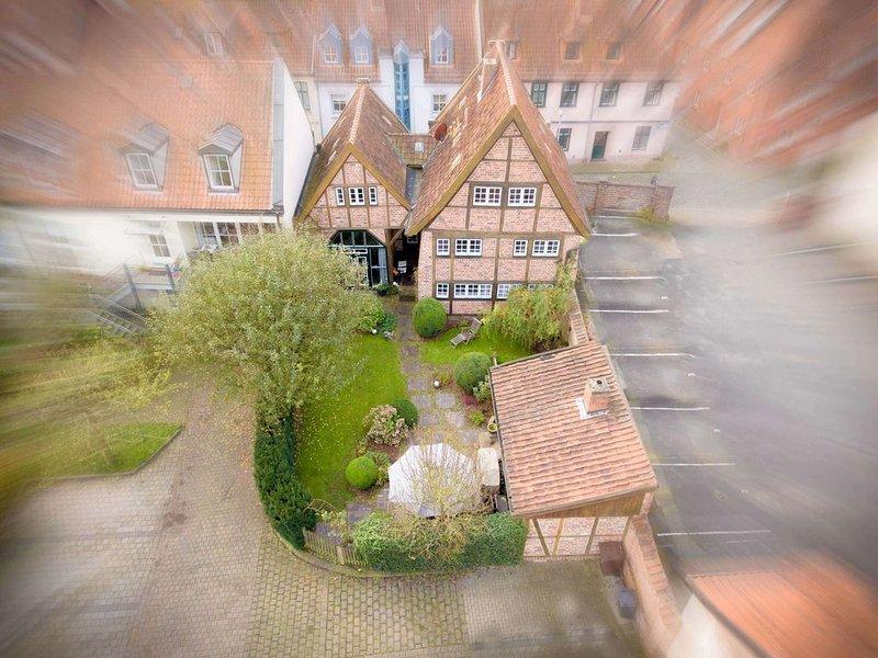 'Gästehaus Altstadtzauber' Lüneburg aus seinem Herzen erleben, alquiler de vacaciones en Bleckede