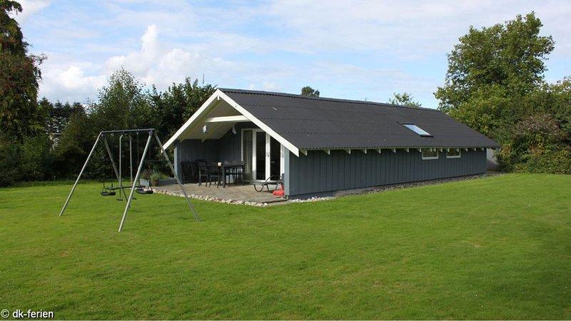 Liebevoll gepflegtes und strandnahes Ferienhaus auf der idyllischen Insel Alsen – semesterbostad i Sönderborg