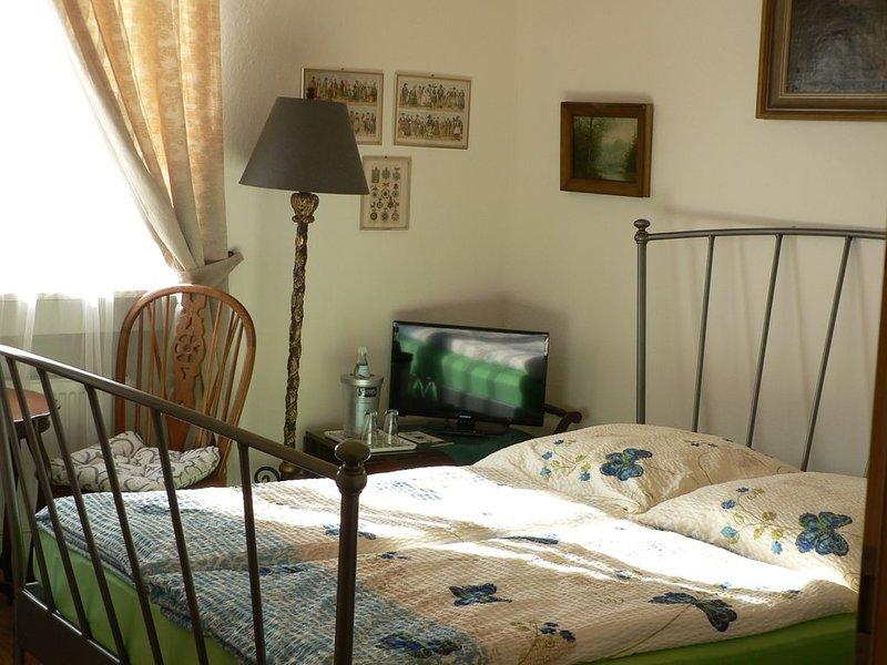 Schönes Gästezimmer mit Dusche/WC in Lorch am Rhein, holiday rental in Kaub