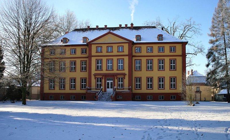 Ferienwohnung 'Zur Ottoburg' im Ortskern von Schlitz, vacation rental in Fulda