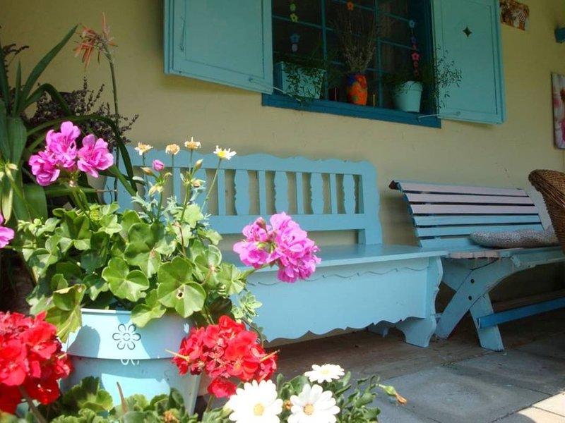 Buntes Familienhaus am Lande: für eine grosse oder zwei befreundeten Familie, holiday rental in Ljubija
