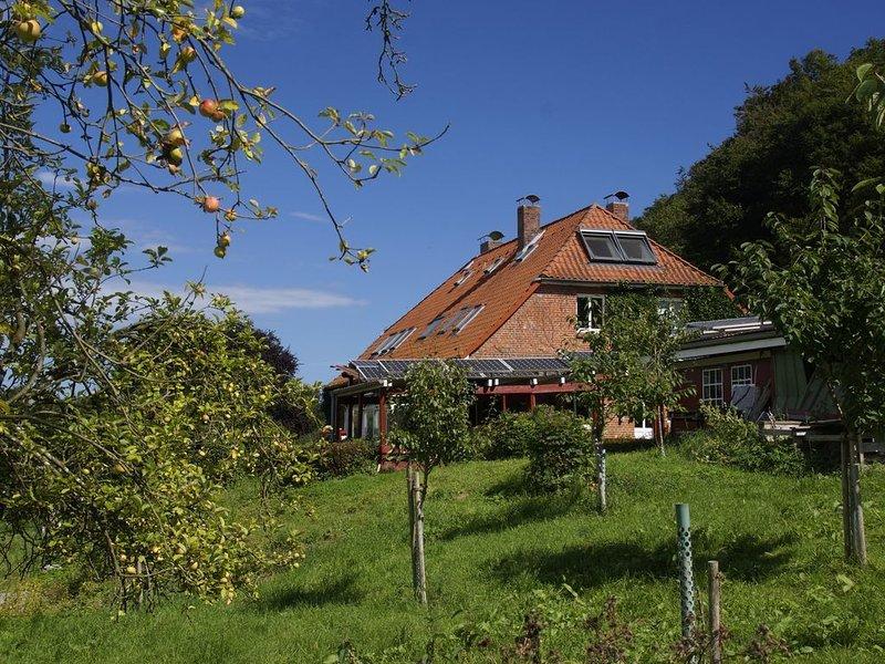 Natur pur in Ostseenähe, vacation rental in Gromitz