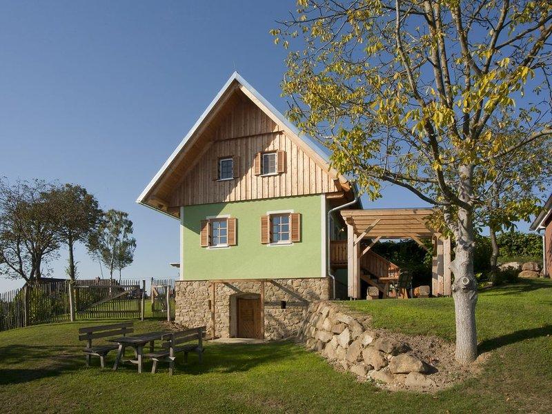 'das weinberg', das Kellerstöckl, location de vacances à Kukmirn