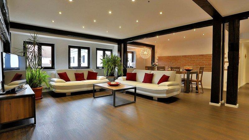 Moonshine - Luxus und Ruhe mit viel Platz für die Familie, vacation rental in Landsberg am Lech
