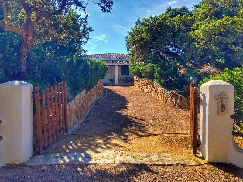 Benvenuti nella Residenza Serra, holiday rental in Simius