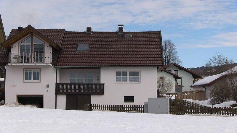 Ferienwohnung im Herzen vom Bayerischen Wald, holiday rental in Deggendorf