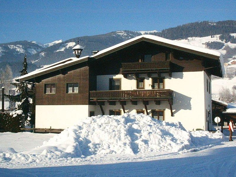 Spacious Apartment near Ski Area in Niedernsill, holiday rental in Enzingerboden