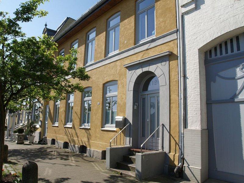 Schöne Ferienwohnung in Schleswig- Friedrichsberg, location de vacances à Guby