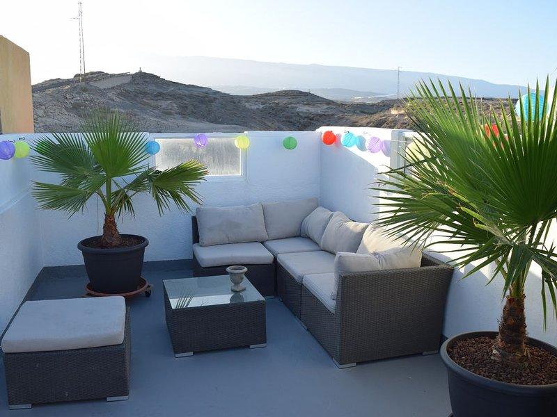 Casa Rita 10 Minuten von El Medano, vacation rental in San Miguel de Tajao