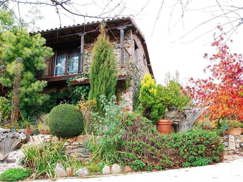 Casa rural (alquiler íntegro) Jardines del Robledo para 3 personas, casa vacanza a Sequeros