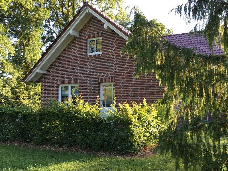 Mergelhof Ostfriesland Natur und Erholung, holiday rental in Westoverledingen