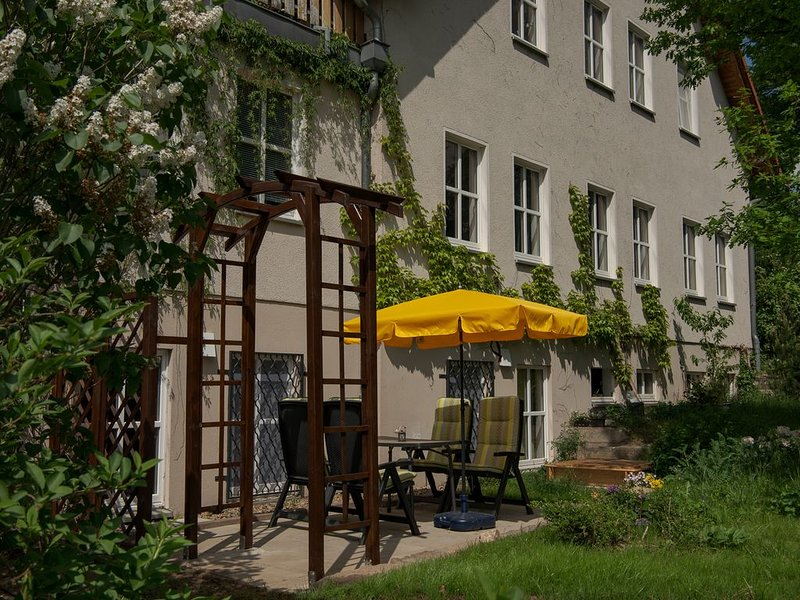 Ferienwohnung am Mühlgraben, holiday rental in Oybin