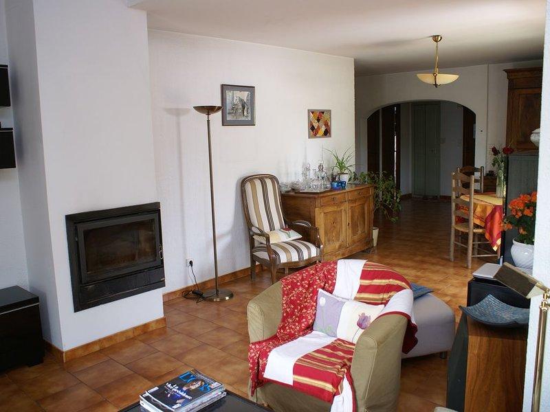 Villa à 5km du Cours Mirabeau 8 personnes, vacation rental in Bouc-Bel-Air