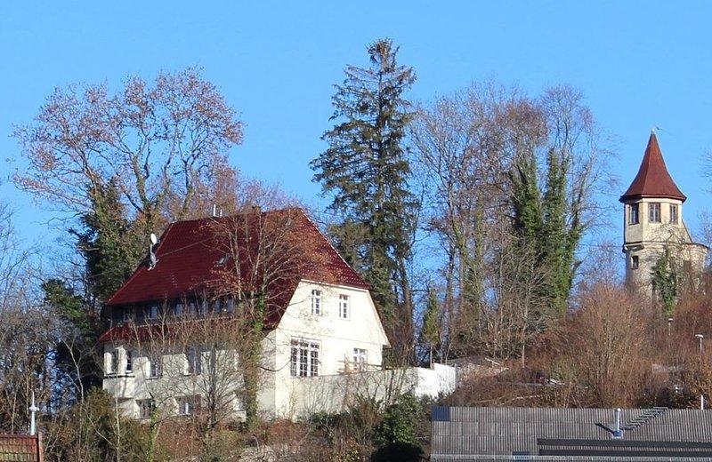 Fehrienwohnung am Bardili-Berg, location de vacances à Dettingen an der Erms