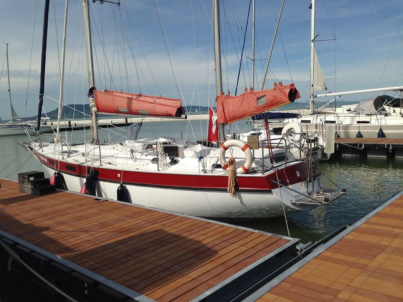 'NANA' 36' Segelyacht, vacation rental in Balatonfenyves
