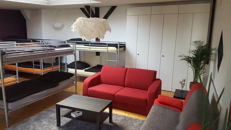 Schöne Wohnung im Szeneviertel, holiday rental in Kiel