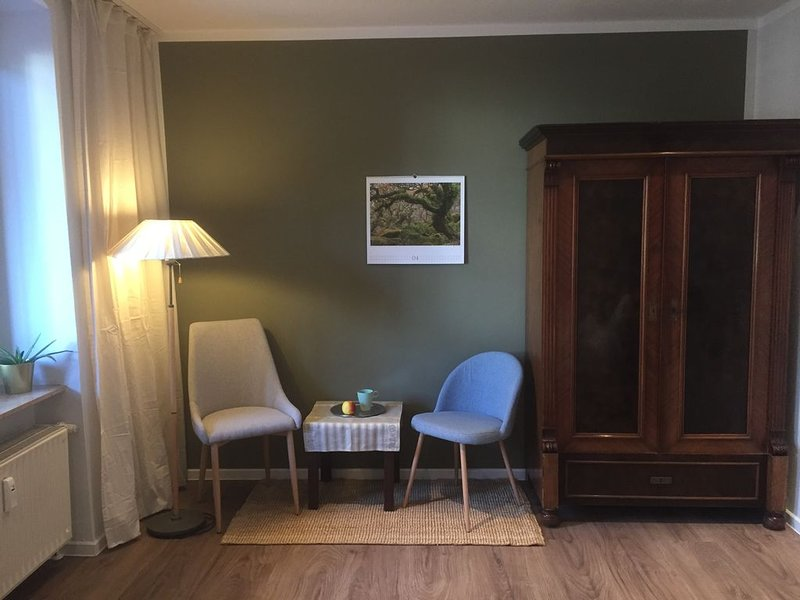 Gästewohnung am Petersberg mit Balkon, vacation rental in Erfurt