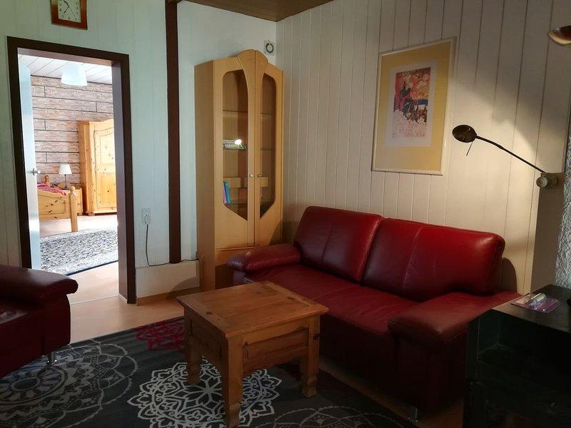 Ferienhaus am Park  - viel Grün, ruhig & zentral, vacation rental in Villmar